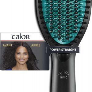 brosse lissante cheveux crépus afro